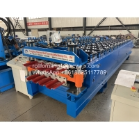 China IBR Wall And Roof Sheet Double Layer Roll Forming Machine Mongolia Style wholesale