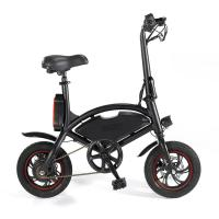 Quality 12 inch 36V Folding Electric Bike New Design Folding Mini Electric Bicycle for sale