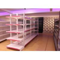 Buy cheap Metal Supermarket Racks For Daily Chemical Products from wholesalers