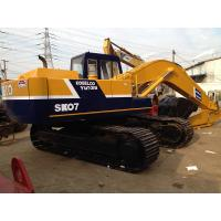 China 20 Tonne Second Hand Excavators18600 , Usd Kobelco Sk07 Excavator For Sale wholesale