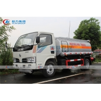 China 5000L Dongfeng Q235 Carbon Steel Fuel Dispenser Truck wholesale