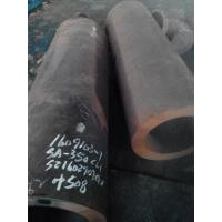 Quality Metalurgy Machinery coated heavy steel structural forged products coated roller heavy forging for sale