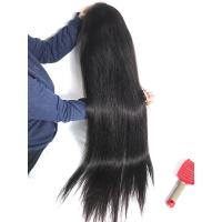 China 490g Lace Front Human Hair Wigs wholesale