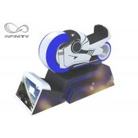 China SGS Virtual Reality Simulator 9D Racing Car Motion Ride VR Gaming With Headset wholesale