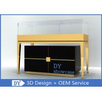 China Custom Jewelry Pedestal Showcase / Jewelry Cases Jewelry Showcases wholesale