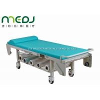 Quality Clinic Ultrasound Examination Table Sheet Auto Changing With Steel Frame for sale