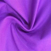 China Gorgeous Colors Polycotton Material , Non Fading Plain Poly Cotton Fabric wholesale