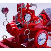 China Industrial 750 GPM Split Case Fire Pump Single Stage With Double Impeller wholesale