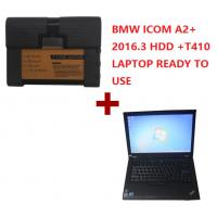 Super BMW ICOM A2 BMW Diagnostic Tools With  2017.12V HDD Plus Lenovo T410 Laptop Support Multi Languages