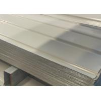 China Zinc Coating Pre Coated Roof Sheets , Width 665 - 920mm Galvanised Corrugated Sheets wholesale