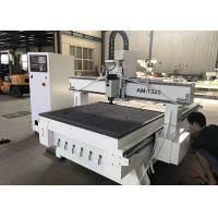 China Furniture Cabinet CNC 3D Router Machine Woodworking 0-18000RPM Spindle Speed wholesale
