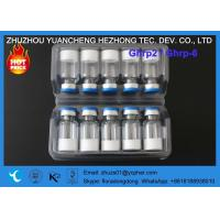 China Lab Direct Supply Peptides Sterile Water Ghrp2 / Ghrp-6 5mg/Vial for Weight Loss on sale