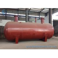 Buy cheap ISO BV SGS 50000L undergrond horizontal type cylinder LPG gas storage tank , LPG tank trailer product