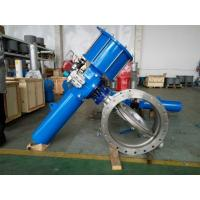 China Spring Return Heavy Duty Scotch Yoke Pneumatic Actuator For Butterfly Valves wholesale
