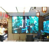 Buy cheap P2.5 Programmable Led Display Screen / Seamless Indoor Led Display Board from wholesalers