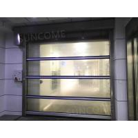Buy cheap Transparent High Performance High Speed Door Industrial Roll Up Door For Workshop from wholesalers