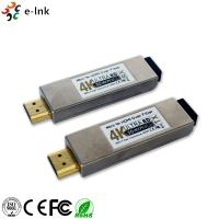 Buy cheap 4K * 2K , 3D Mini HDMI Optical Transceiver from wholesalers