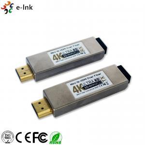 China 4K * 2K , 3D Mini HDMI Optical Transceiver wholesale