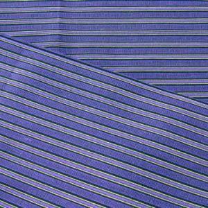 China 100% Cotton Yarn-dyed Poplin Stripe Fabric, Plain Woven wholesale