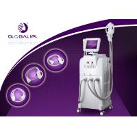 China Adjustable Energy Aft Opt SHR IPL Machine For Skin Care With Three Handle wholesale