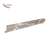China Carburizing Ribbed Thermofin Furnace Heating Element 10mm Diameter wholesale