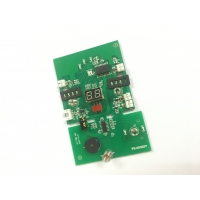 China 7 Touch Keys MOS Tube 5V 2A Foot Massager Circuit Board wholesale