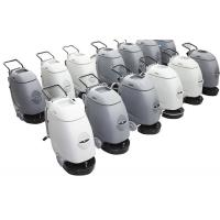 China White Floor Scrubber Dryer Machine Running Alongside Pressure Additional System wholesale