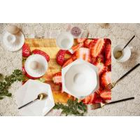 China Customized Eco-Friendly 0.6mm PET 3D Lenticular Dining Placemat For Kitchen & Kids wholesale