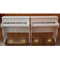 China Charged Kids Toy Wooden Piano Digital With MP3 Player AC Adaptor USB Port wholesale