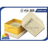 China Perfume / Cosmetics Paper Gift Box Rigid Setup Boxes With UV Varnishing wholesale