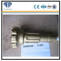 China 203mm Diameter DHD360 Water Well Drill BitsHigh Abrasion Resistant Cemented Carbide wholesale
