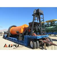 China Large Capacity Portable Ore Mineral Grinding Mining Ball Mill Φ1500×3000 wholesale