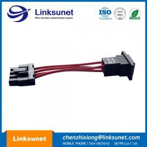 China MOLEX Automotive 42816 - 0412 Terminal harness 4P 42815 - 0011 UL1015 - 10AWG wholesale