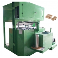 High Speed Pulp Molding Paper Tray Making Machine With Germany Valves for sale