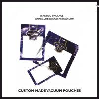 China Custom Printed Vacuum Pouches, High Barrier Vacuum Packaging Bags wholesale
