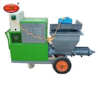 China GLP-311 Cement Mortar Spraying Machine Wall Cement Plastering Machine wholesale
