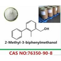 China 99.5% white crystal 2-Methyl-3-biphenylmethanol Bifenthrin alcohol cas 76350-90-8 wholesale