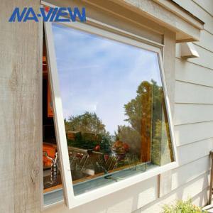 China New Construction Custom Aluminium Awning Style Casement Windows Soundproof Superior Modern wholesale