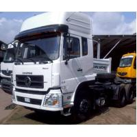 China Dongfeng commercial6*4/8*4 tractor truck  right hand drive and left hand drive on sale