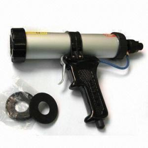 China Pneumatic Caulking Gun with Cartridge Type, Installation of Between Bathtub and Ceramic Tile wholesale