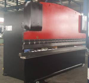 China Professional 3200mm / 100 Ton Press Brake Machine with E200 system wholesale