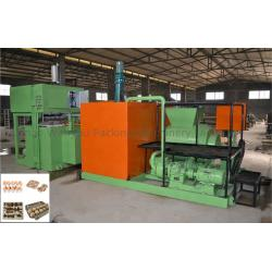 China Pulp waste paper egg tray making machine egg packaging machine for sale