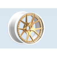 China BSL10/3 piece wheels /step lip/forged wheels/front mount rims/20x9 wholesale