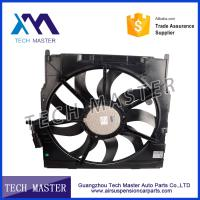 China Auto Engine Radiator Car Cooling Fan for BMW E71 DV 12 Motor Cooling fans 17428618242 / 17437616104 wholesale