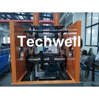 China Cold Roll Forming Machine / C Purlin Cranking Curving Machine for Bending 1.5-3.0 mm Thickness wholesale