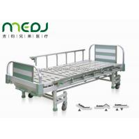 Quality Eight Legs Green Medical Equipment Beds 3 Cranks MJSD05-11 500-700mm Height for sale
