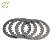 China Chongqing 125cc Motorcycle Clutch Parts Silver Steel Motorcycle Clutch Disc wholesale
