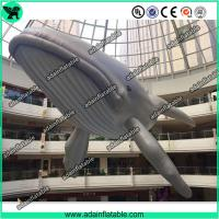 China 20m Giant Inflatable Whale Sea Event Inflatable Cartoon Giant Inflatable Animal wholesale