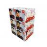 China Shirt packaging box design templates wholesale
