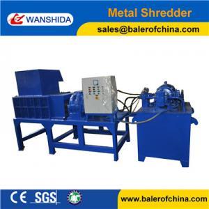 China Metal Scrap Shredders wholesale
